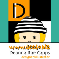 Deanna Capps, Graphic Artist