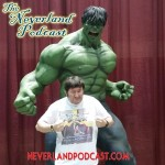 Neverland Hulk Cover