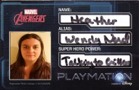 Heather the Avenger