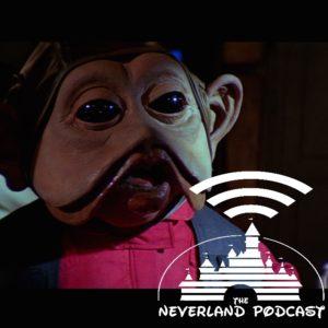 162 Nien Nunb Lives!!   Neverland: To Disney and Beyond!